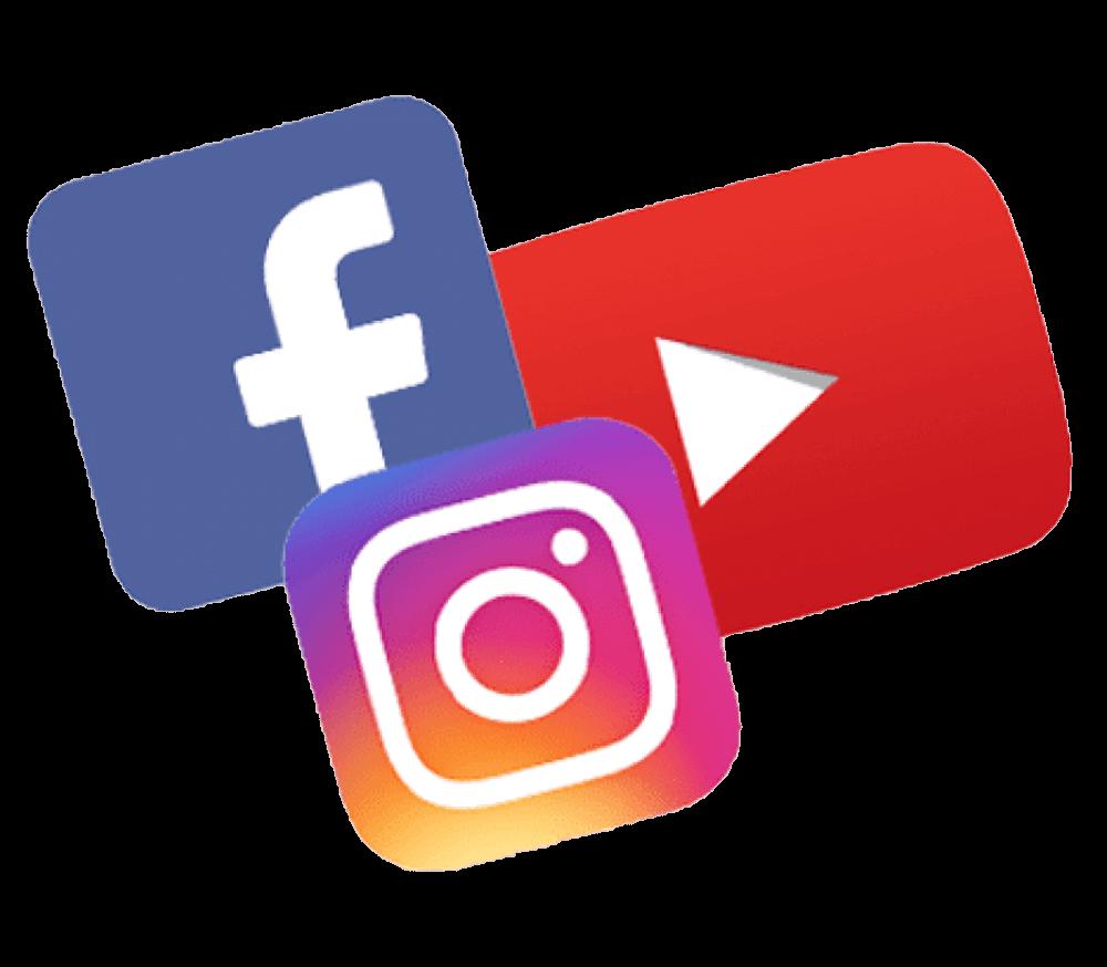 Fazemos a divulgação e gestão das redes sociais da sua empresa
