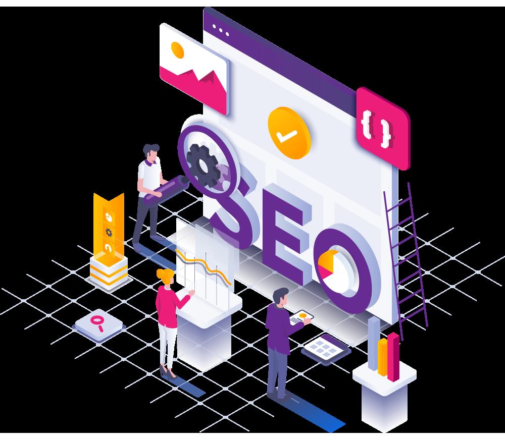 Optimização nos motores de busca (SEO)